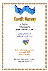 Common Threads Craft Group Feb 2015 - 2